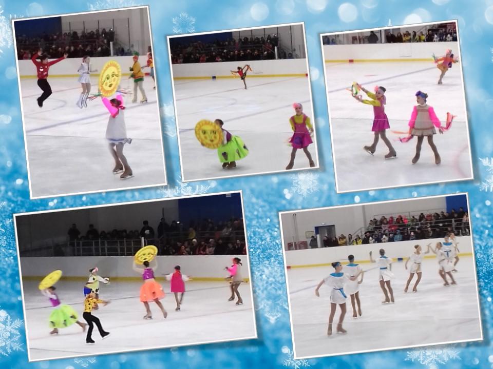 Ледовое шоу «Рождественская сказка»