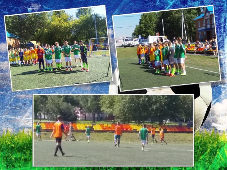 Турнир по мини-футболу 2018