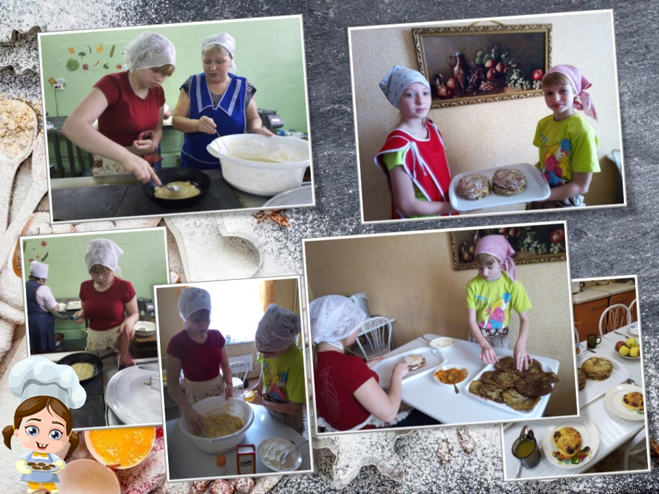 чаепитие с тортом, приготовленным своими руками