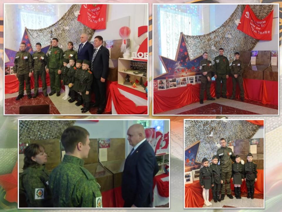 Встреча с Губернатором Кузбасса Сергеем Евгеньевичем Цивилевым